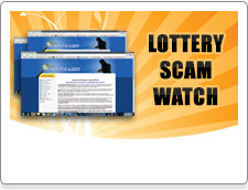 Lottery Scam Watch